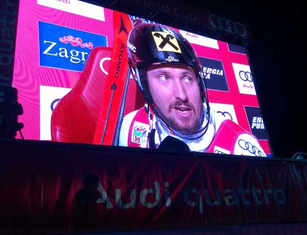 Snow Queen Trophy – najbolji Marcel Hirscher