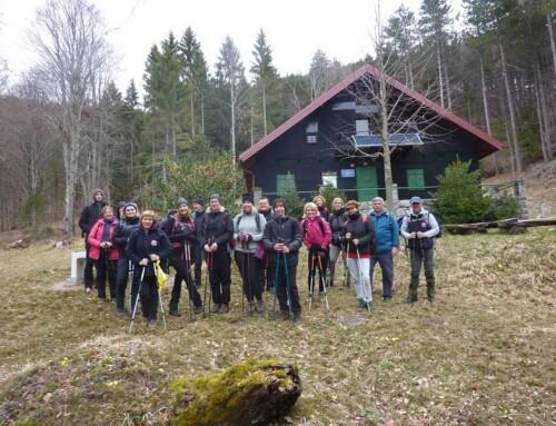 Planinarsko društvo Bistra – uživali u prirodnim ljepotama Žumberka