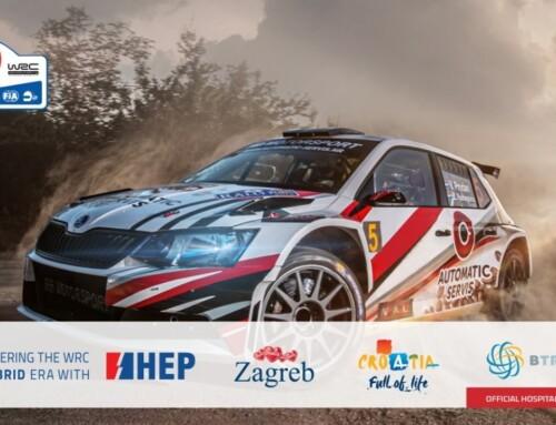 BISTRA DOMAĆIN WRC CROATIA 2021.